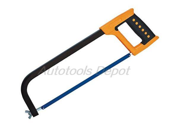 12' Plastic Handle Plastic Spraying, Hacksaw Frame