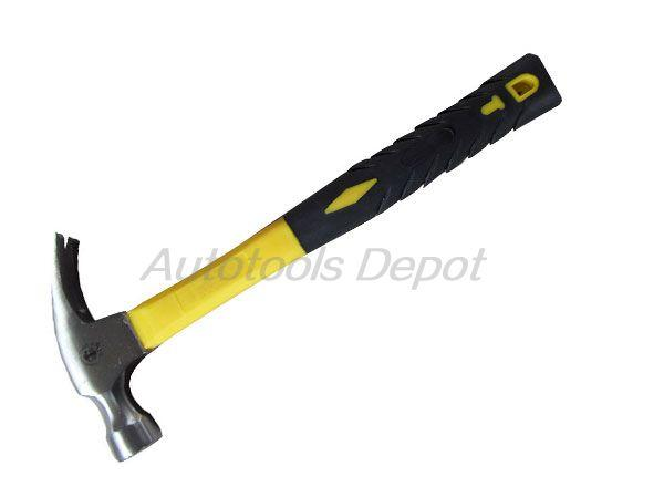 American Type Claw Hammer with TPR Plastic Coating Handle