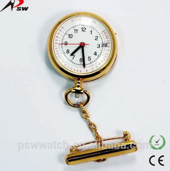 Brooch Nurse Watch