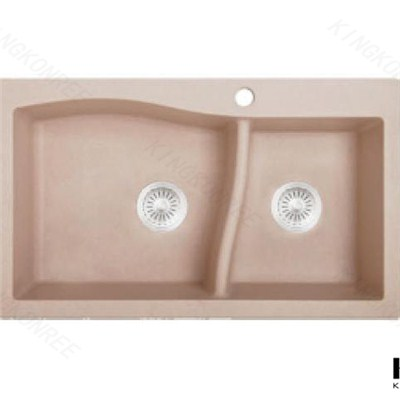 New Design Modern Kitchen Undermount Quartz Sink