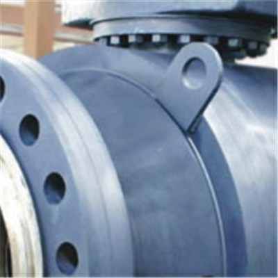 Flanged Ends Full Weld Ball Valve