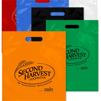 Custom 9x12 Printed Grab Bags