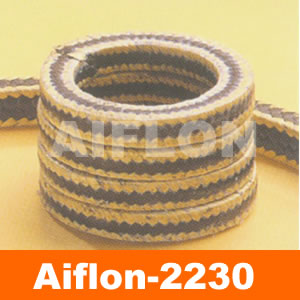 Graphited PTFE Packing With Aramid Corners(2230)