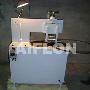 Eyelets Wrapping Machine (Improved Style) AM-EWI