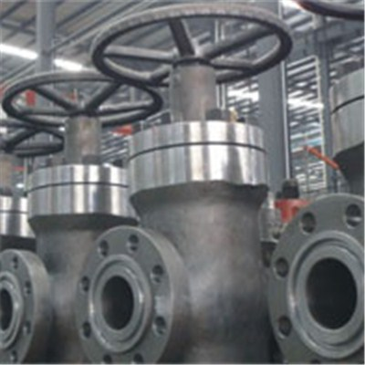 Resilient Seat Expanding Gate Valve