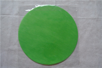 Green Nonwoven Sheet