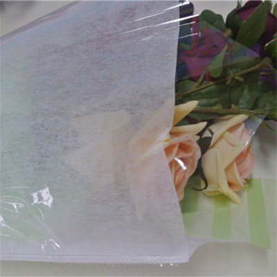 Nonwoven And Opp Flower Sleeve