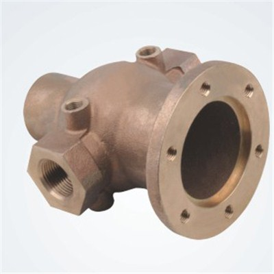 Investment Casting Brass