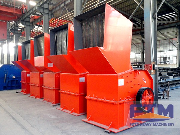 Metal Crusher /Fote Scrap Metal Crusher/Scrap Metal Crusher Machine