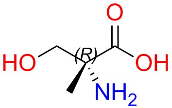 (R)-2-amino-2-methyl-3-hydroxypropanoic Acid