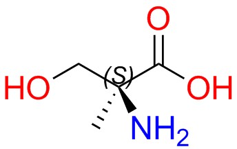 (S)-2-amino-2-methyl-3-hydroxypropanoic Acid