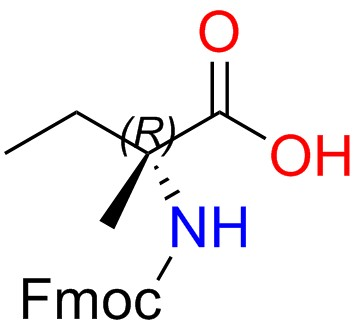 Fmoc-(R)-2-amino-2-methylbutanoic Acid