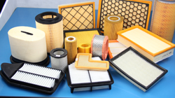 automotive filters, car air filter, oil filter, cabin air filter