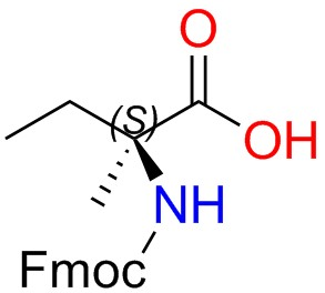 Fmoc-(S)-2-amino-2-methylbutanoic Acid