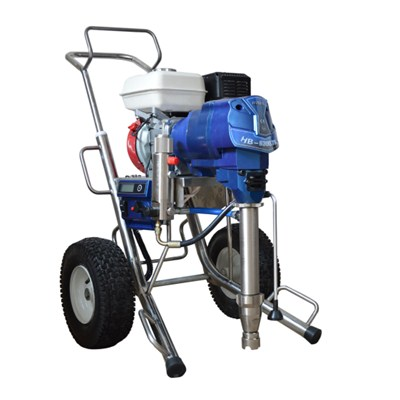 GP 6300TX Gas Mechanical Airless Paint Sprayers With Long Pump