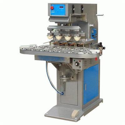 Egg Box Pad Printing Machine