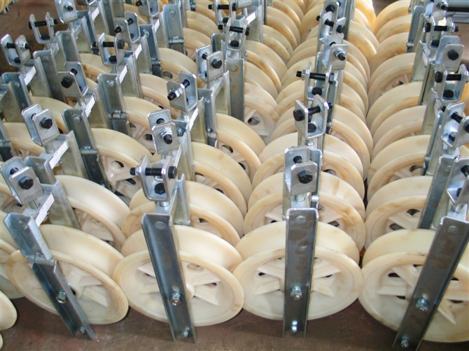 Best quality Cable Block Lifter Cable Snatch Block