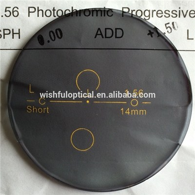 1.56 Photochromic AR Progressive Lens