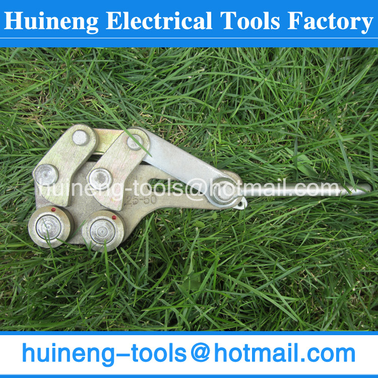 Wire Rope Puller Ratchet Tightener Wire Grip for pulling wire cable