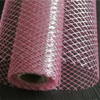 Gold Yarns Mesh Roll