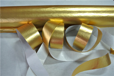 Gold Full Hot Foil Nonwoven