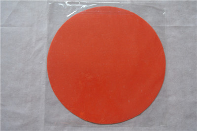 Red Nonwoven Sheet