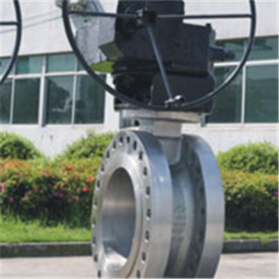 Tripple Concentric Butterfly Valve