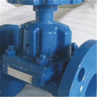 Unlined Straight Diaphragm Valve