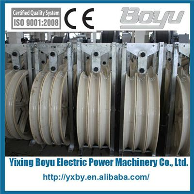 Three Conductor Pulleys