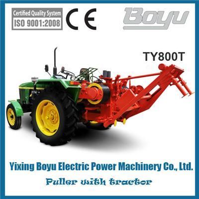 8T Tractor Puller
