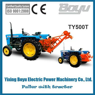 6T Tractor Puller