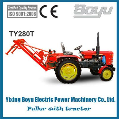 45KN Tractor Puller