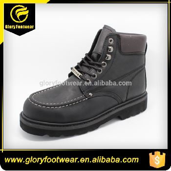 Steel Toe Goodyear Welt Safety Shoes