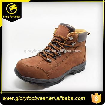 Steel Toe And Plate Work Boots