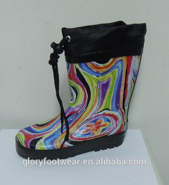 Waterproof Rain Rubber Boot