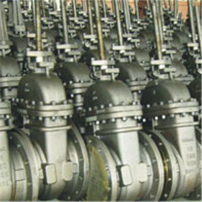 Marine Cast Steel Gate Valve