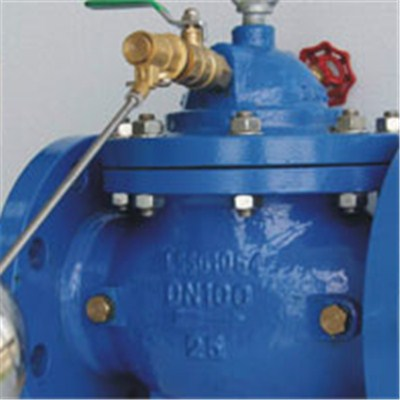 Remote Float Control Valve