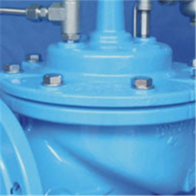 Pressure Relief Or Sustaining Valve