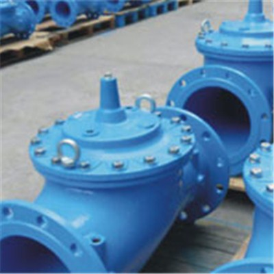 Hydraulic & Electric Deluge Valves