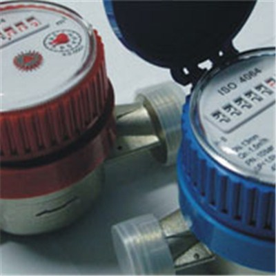 Single Jet Residential Water Meter