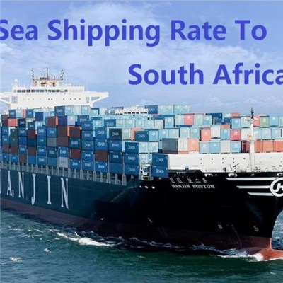Sea Freight To South Africa
