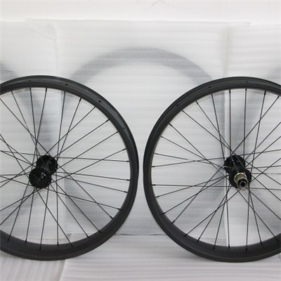 Carbon Fat Bike Wheels