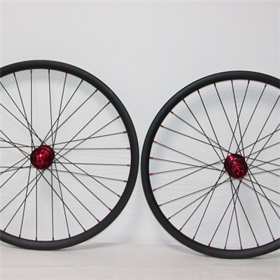Carbon Wheels Mtb
