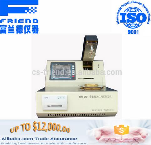 FDT-0131 Automatic opening flash point tester