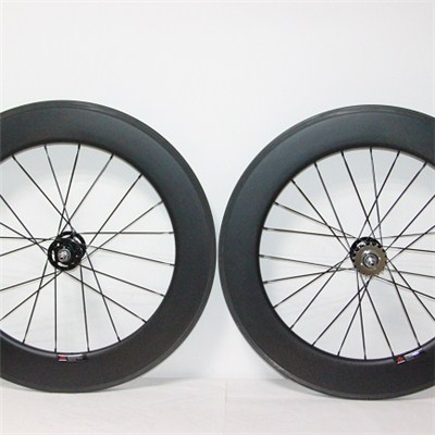 Black Carbon Wheels