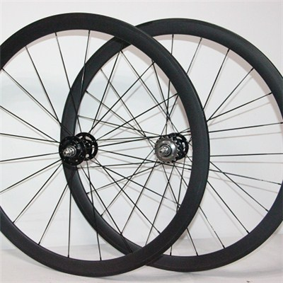 Fixed Gear Carbon Wheel