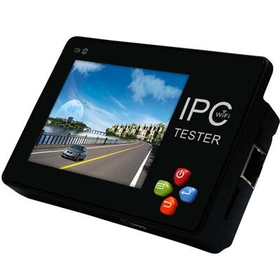 3.5 Wrist Security CCTV Analogue And IP Camera Tester Monitor (IPCT1600)
