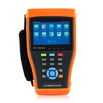 4.3 Inch Portable IP, AHD, TVI And CVI CCTV Camera Tester (IPCT4300HDA)