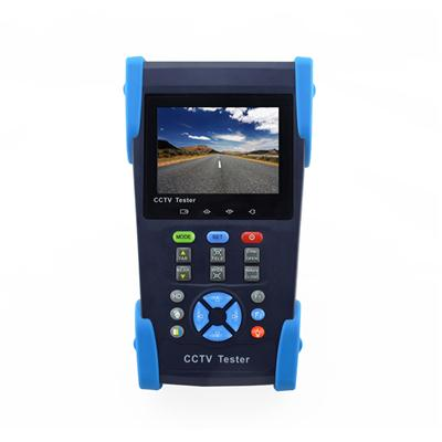 3.5'' CCTV Cameras IP, CVI, TVI, AHD, Analogue Tester (CT2800HDA)