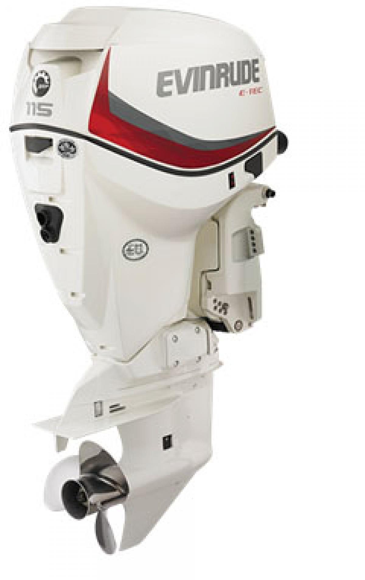 Evinrude Etec 115DSL Direct Injection Outboard Engine